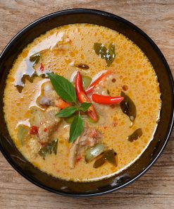 Thaise curry - Take a way Bar Proef Dendermonde